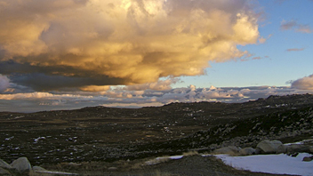 Mt Kosciuszko  - by Jean-Jacques